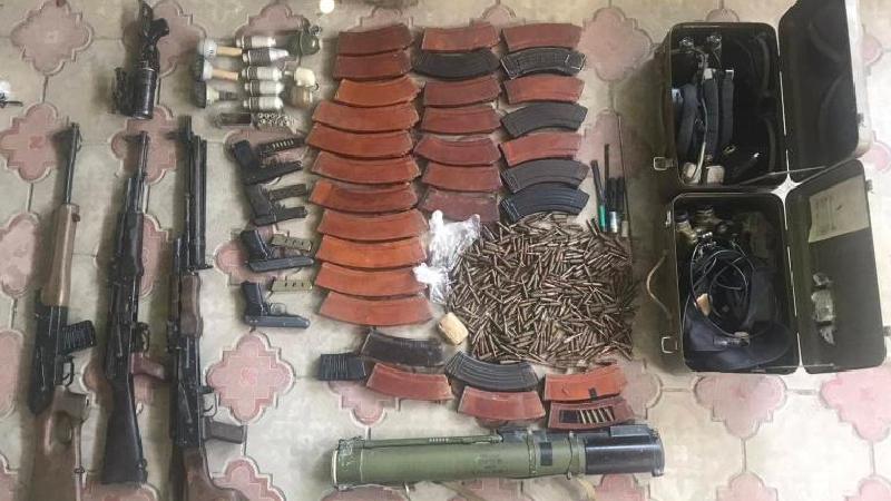 Արցախից Հայաստան ապօրինի զենք- զինամթերք տեղափոխելու համար մեղադրանք է առաջադրվել երեք անձի
