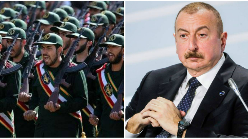 Մի՛ ստիպեք ջնջել Ադրբեջանը քարտեզի վրայից. Իրանի ԻՀ պահապանների կորպուսի մարտիկների զգուշացումը Ադրբեջանին