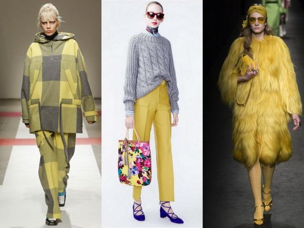 Ձմեռ 2017-ի նորաձև գույները
