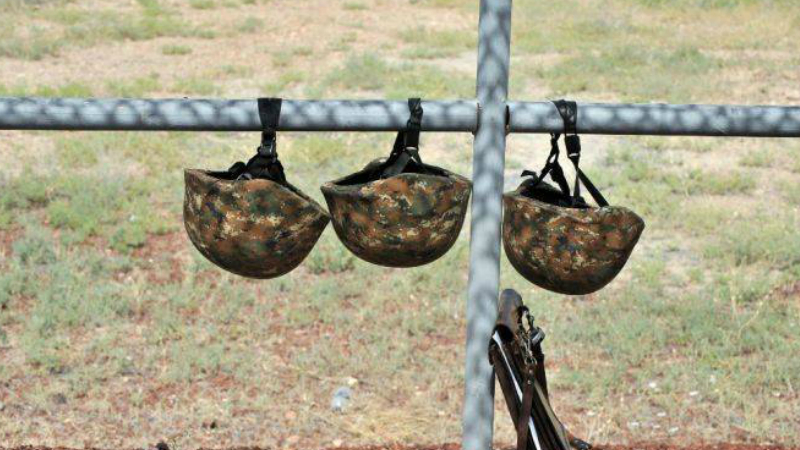 Servicemen killed in repulsing Azerbaijani aggression