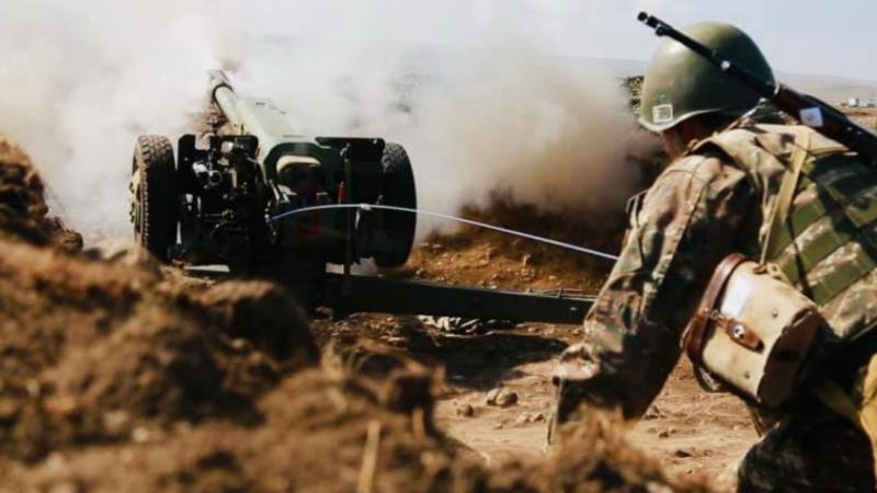 Ճանաչենք մեր հերոսներին. մայոր Դավիթ Սարգսյանը Հադրութի մատույցներում ոչնչացրել շուրջ 200 թշնամու զինվորի․ ԱՀ ՊԲ