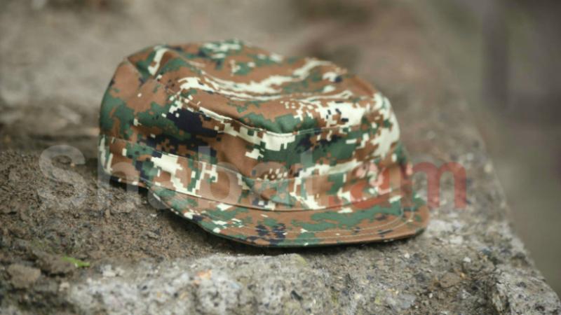 Ժամկետային զինծառայողը մահացու հրազենային վիրավորում է ստացել․ ՊՆ