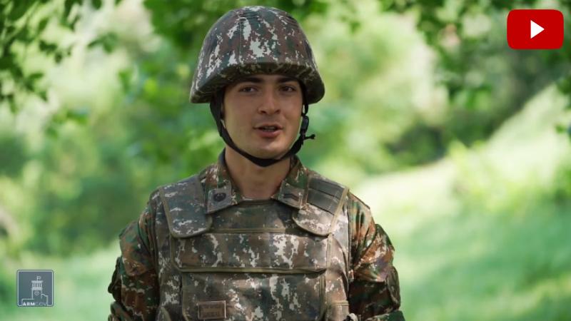 Պատրաստ ենք ծառայել հայրենիքին. զորացրման ենթակա պարտադիր ժամկետային զինծառայողները ցանկանում են շարունակել ծառայությունը (տեսանյութ)