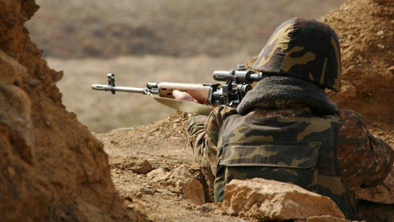 Հակառակորդը հայ դիրքապահների ուղղությամբ արձակել է ավելի քան 1700 կրակոց