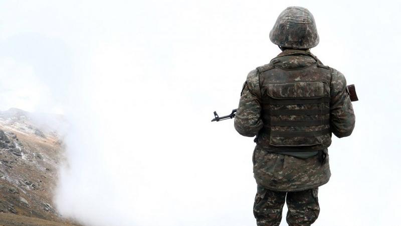 Ադրբեջանցիների մոտ երեկ հայտնված զինծառայողն այսօր վերադարձվել է Ստեփանակերտ. ՀՀ ՊՆ