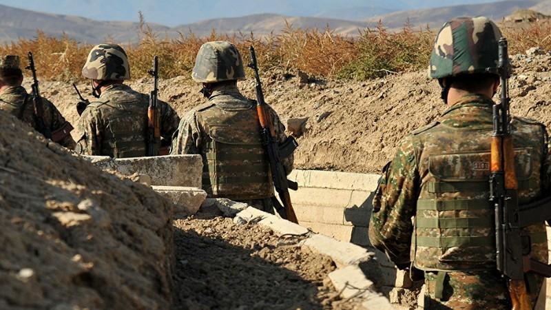 Պաշտպանության նախարարությունը ներկայացրել է սահմանային իրավիճակը