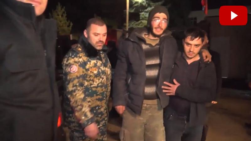 Թշնամու վերահսկողության տակ անցած տարածքում 70 օր անհայտության մեջ մնացած 6 զինվորների վերադարձը Հայրենիք (տեսանյութ)