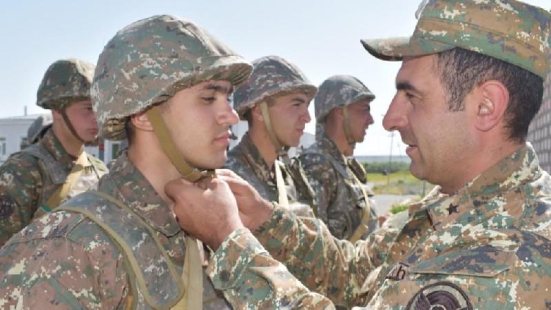 2-րդ զորամիավորման զորամասերից մեկում իրականացվել է մարտական հերթափոխ