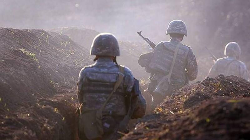 Կորել է կապը երկու զինծառայողի հետ․ ՊՆ