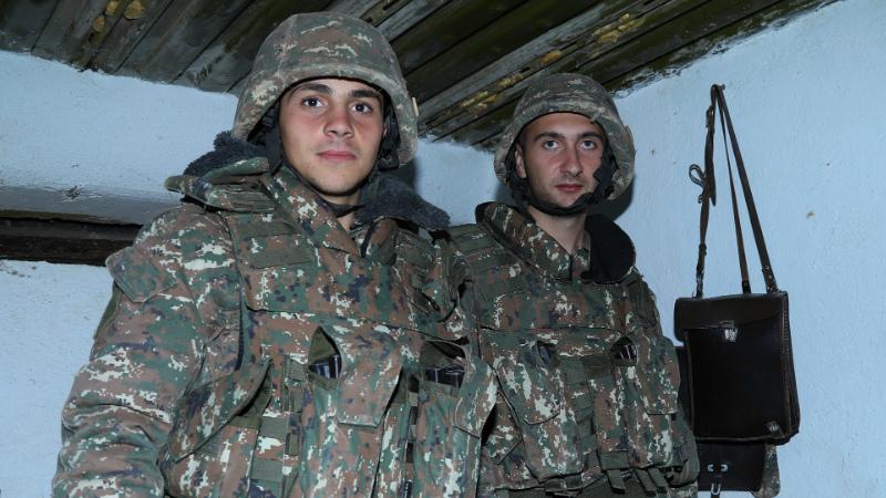 Հայոց պետականության պաշտպանները. ՊԲ-ն լուսանկարներ է հրապարակել