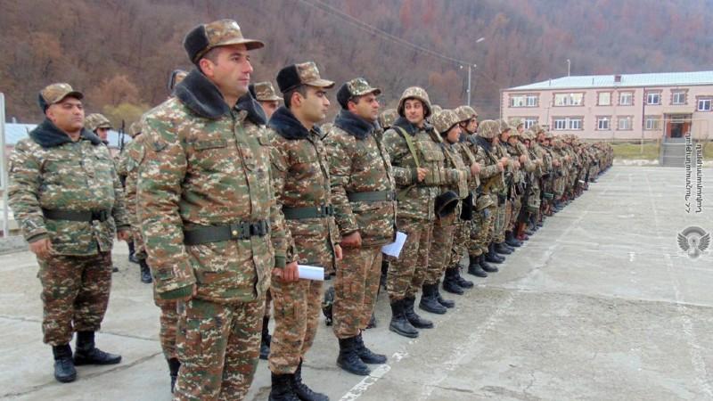 Զինված ուժերի զորամասերում շարունակվում է մարտական հերթապահության իրականացման գործընթացը (լուսանկարներ)