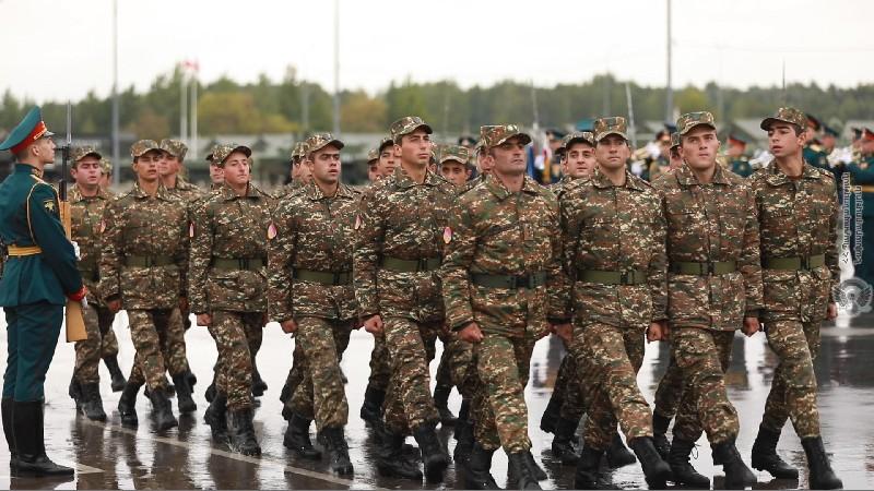 Տեղի է ունեցել «Արևմուտք 2021» ռազմավարական զորավարժության բացման հանդիսավոր արարողությունը․ ՊՆ