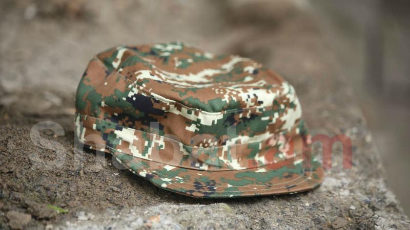 Երեկ Արցախում զոհված զինծառայողը հրազենային վնասվածքը ստացել է կրծքավանդակի շրջանում