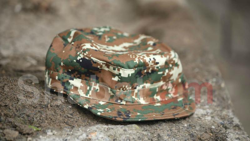 ՊՆ-ն հրապարակել է այսօր մահացու հրազենային վիրավորում ստացած պայմանագրային զինծառայողի անունը