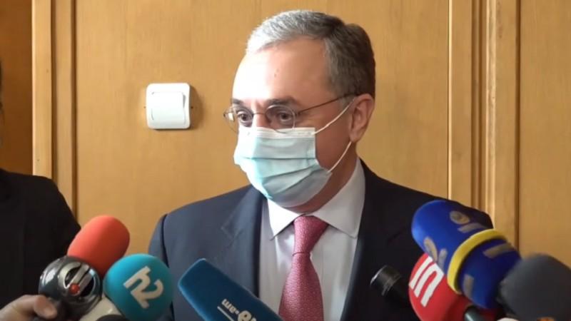 Ադրբեջանն անկարող է եղել լինել պատասխանատու․ Զոհրաբ Մնացականյան