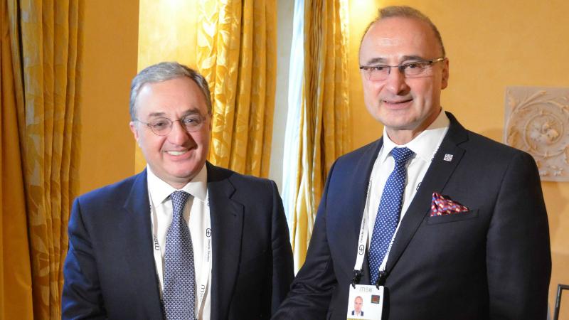 Զոհրաբ Մնացականյանը կարևորել է ԵՄ երկրներ մուտքի արտոնագրերի ազատականացման շուրջ երկխոսության մեկնարկը Հայաստանի համար