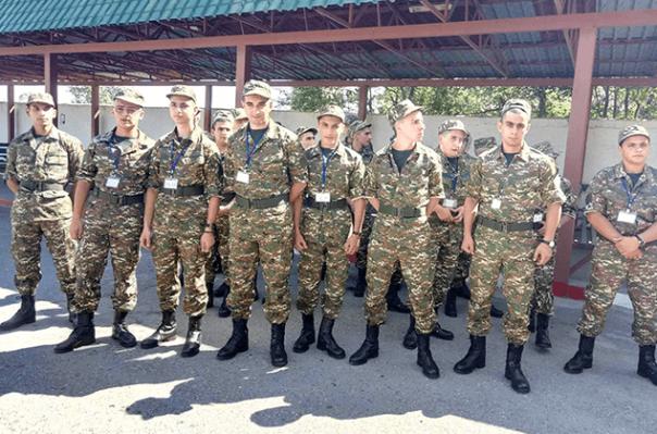Հայաստանի զինված ուժերը համալրման խնդիր չունեն. Քոչունց