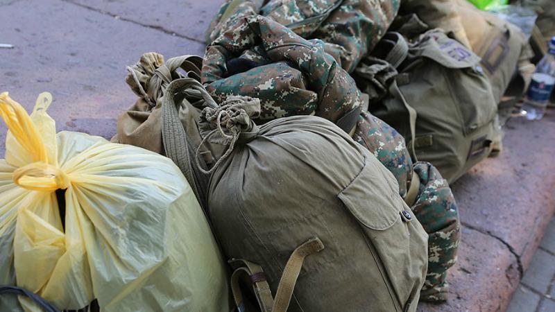 Փակված զինկոմիսարիատները վերաբացվում են. «Ժամանակ»