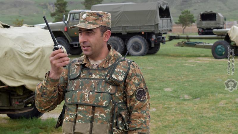 2-րդ զորամիավորումում մեկնարկել են հրամանատարաշտաբային զորավարժություններ