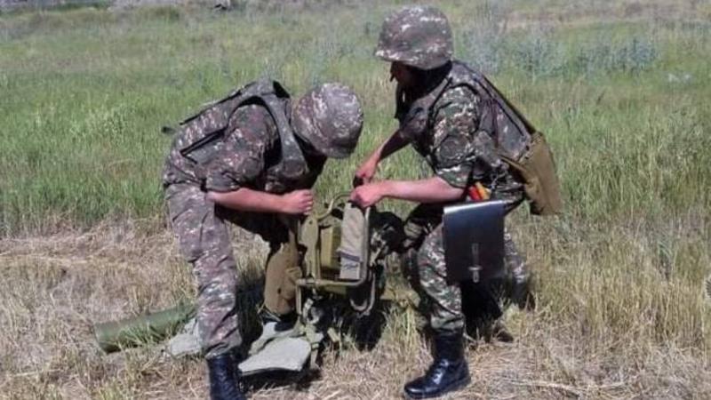 Ստուգվել է զինծառայողների մարտական պատրաստվածության մակարդակը. ՀՀ ՊՆ