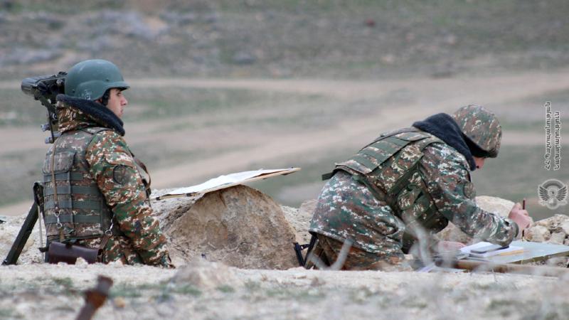 5-րդ զորամիավորումում անցկացվել է գումարտակի կազմով մարտավարական զորավարժություն (լուսանկարներ)