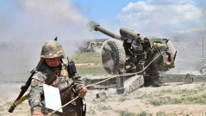 Ադրբեջանը  կրկին լայնամասշտաբ ռազմական գործողություններ է սկսել առաջնագծի ամբողջ երկայնքով. Վահրամ Պողոսյան