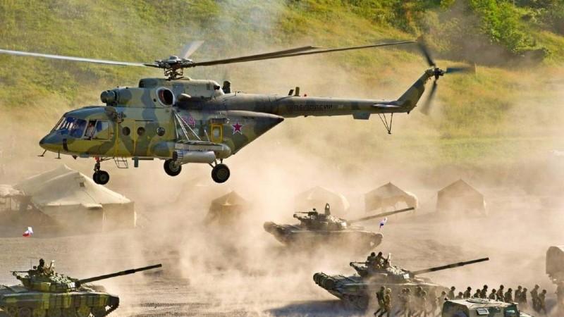 «Կովկաս -2020» զորավարժություններին տարբեր երկրներից, այդ թվում՝ Հայաստանից մասնակցում է մոտ 1000 զինծառայող
