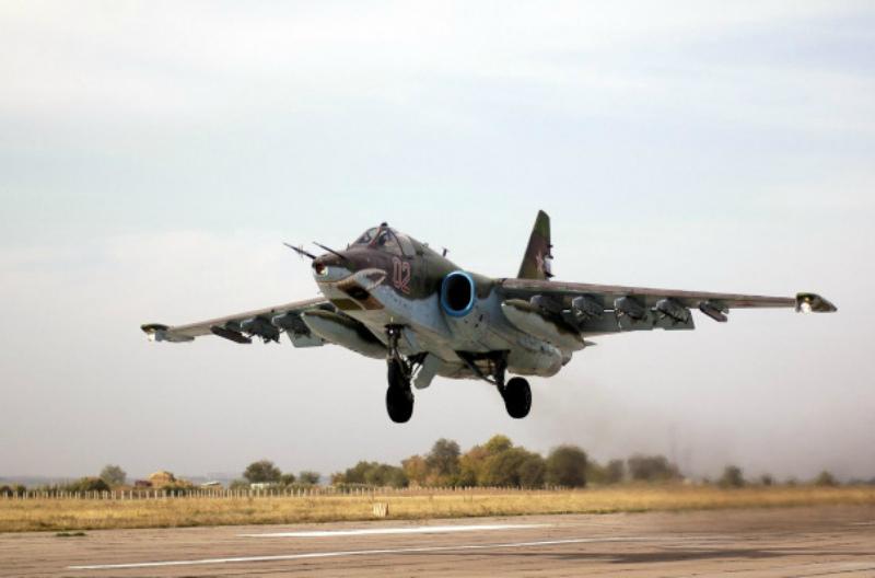 Կորել է կապը ուսումնամարզական թռիչք իրականացնող ՀՀ ԶՈւ ՍՈՒ-25 մարտական ինքնաթիռի հետ. ՊՆ