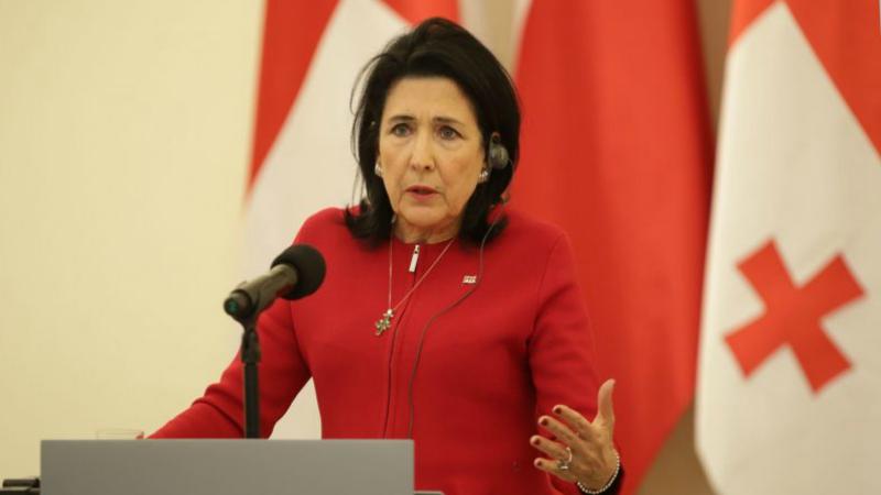 Վրաստանում «Օրենքով գողերը» դատի են տվել երկրի նախագահին