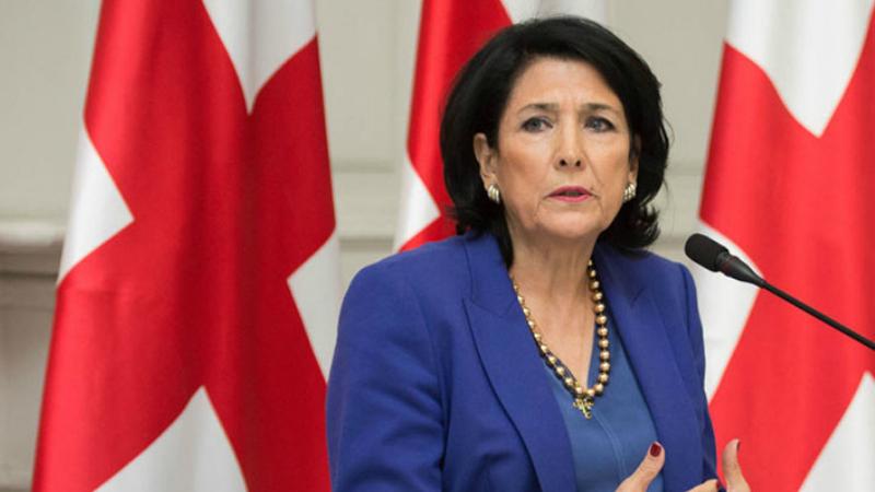 Վրաստանի նախագահը մտահոգված է հայ-ադրբեջանական սահմանին հուլիսի 12-13-ը տեղի ունեցած զինված դիմակայության կապակցությամբ