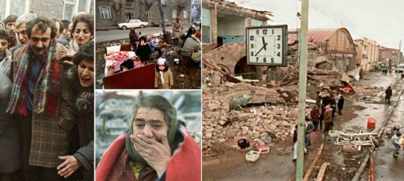 Այսօր 1988-ի երկրաշարժի 30-րդ տարելիցն է