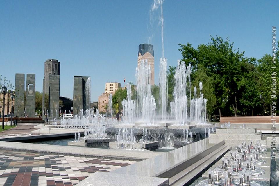 В Армении станет жарче  на 5-6 градусов