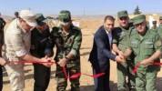 Հայաստանի հումանիտար առաքելության խումբը Հալեպում իշխանություններին է հանձնել ականզերծված ...