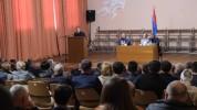 «Հայաստան» դաշինքը շարունակում է իր մարզային այցելությունները