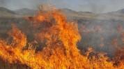 Երասխ գյուղում հրդեհ է բռնկվել