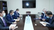 ԱԳ նախարարի տեղակալ Վահե Գևորգյանն ընդունեց Միջազգային էներգետիկ խարտիայի գլխավոր քարտուղա...