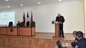 ՀՀ ՊՆ ռազմական ոստիկանությունում ամփոփվել են կատարված աշխատանքները (լուսանկարներ)