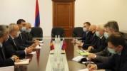 Վահրամ Դումանյանն ընդունել է ՌԴ պատվիրակությանը․ հայկական կողմը կարևորում է Հայաստանում ռո...