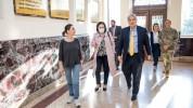 USAID պատվիրակությունն այցելել է Զինվորի տուն