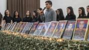 Անցկացվել է ոգեկոչման հուշ-երեկո՝ նվիրված Արցախի դեմ սանձազերծված 44-օրյա պատերազմում զոհվ...