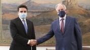 Ալեն Սիմոնյանը կարևորել է Հունաստանի դիրքորոշումը ԼՂ հակամարտությունը ԵԱՀԿ Մինսկի խմբի համ...