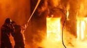 Սարալանջ գյուղում հրդեհ է բռնկվել
