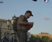 «Դուխով» գլխարկներ Նիկոլ Փաշինյանից (տեսանյութ)