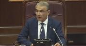 Ара Баблоян начал свою деятельность с отставок - «Жоховурд»