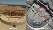 Минобороны РФ опубликовало видео разрушения боевиками ИГ памятников Пальмиры