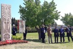 В итальянском городе Пезаро установлен хачкар, посвященный памяти Святых Мучеников Геноцид...