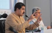 Мадуро сравнил Ньето с «забитым подчиненным»