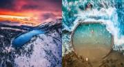 20 անհավանական աերոլուսանկարներ, որոնք ապշեցնում են իրենց գե...