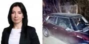 Արտակարգ դեպք Երևանում. Կոտրել են ԱԺ պատգամավորի ավտոմեքենան
