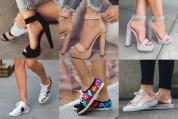 Սեզոնի նորաձև կոշիկները. Ֆոտոշարք